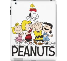 Happy birthday Peanuts iPad Case/Skin