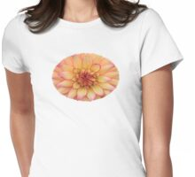 Dahlia - JUSTART © Womens Fitted T-Shirt