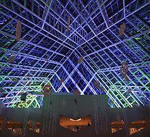 Edmonton City Hall - New Years Eve by NakedRain