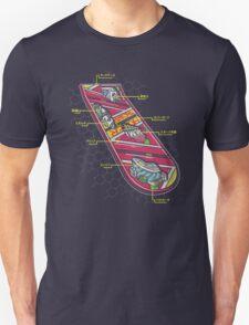Hover Board Anatomy T-Shirt