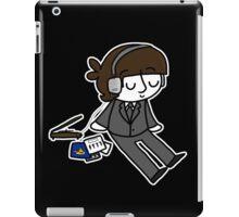 Ringo Listening to Music  iPad Case/Skin