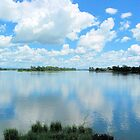 The Clarence River, Grafton NSW Australia by Peter Bodiam