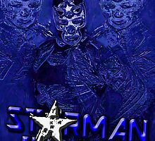 Starman Jr. - Professional Superhero by Brian Walther