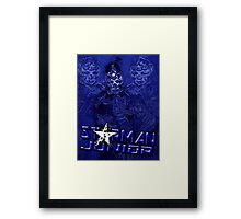 Starman Jr. - Professional Superhero Framed Print