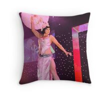 Susie Q Stage Show #1 Throw Pillow