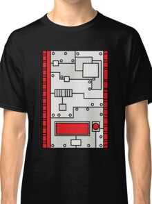 Metal Lab - Ghost Gear Red - Danny Phantom Classic T-Shirt