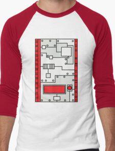 Metal Lab - Ghost Gear Red - Danny Phantom T-Shirt