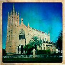 Warwick Church by Paul  Milburn