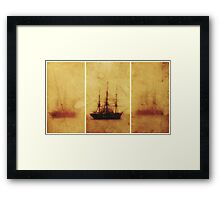 State of Consciousness Framed Print