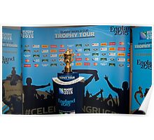 THE RUGBY WORLD CUP Poster