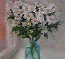 White aroma by Olga Gorbacheva