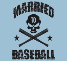 Married to Baseball - Light by maxkroven