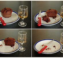 Chocolate Muffin, Naked! by Harry Purves