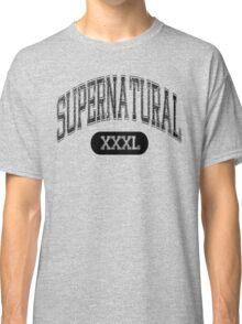 Supernatural 01 - Light Classic T-Shirt