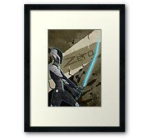 Zer0 - Borderlands Framed Print