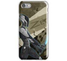 Zer0 - Borderlands iPhone Case/Skin