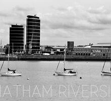 Chatham Maritime by brianfuller75
