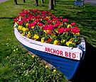 Anchor bed by almaalice
