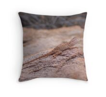Manning Dragon Throw Pillow