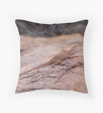 Manning Dragon Throw Pillow