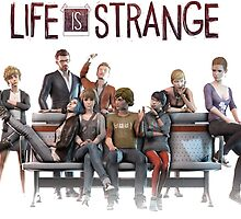Life is Strange by david orchad