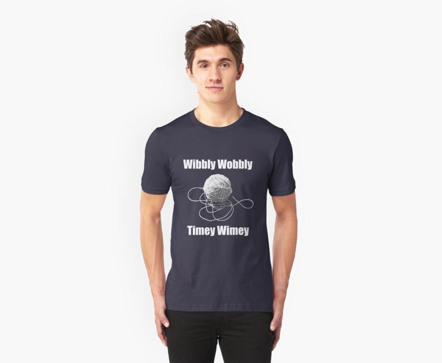 Wibbly Wobbly Timey Wimey  by 1337woodmatt