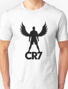 CR7 angel black Unisex T-Shirt