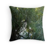 Pandanas Throw Pillow
