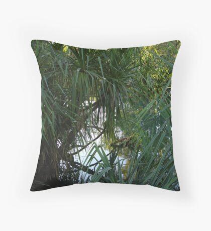 Pandanas Throw Pillow