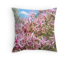 Turkey Bush Throw Pillow