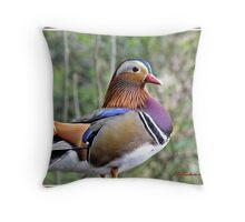 """"""" What a beauty"""" Throw Pillow"""