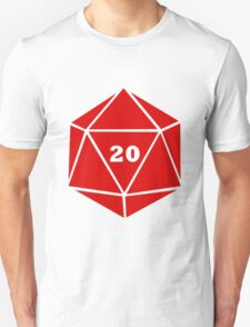 Critical Hit (d20) T-Shirt