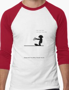 Ed - Cowboy Bebop Men's Baseball ¾ T-Shirt