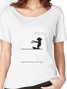 Ed - Cowboy Bebop Women's Relaxed Fit T-Shirt
