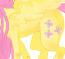 MLP Fluttershy  Sticker