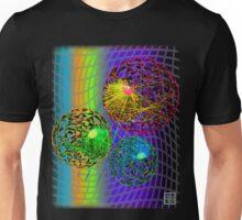 """96703210 Neutrino Alpha Particles""© Unisex T-Shirt"