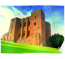 History Alight - Kenelworth Castle Poster