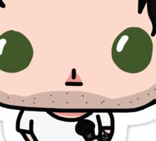 Adam Levine Funko Pop Sticker