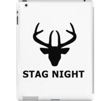 Stag Night iPad Case/Skin