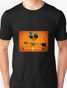 Bavarian Weather Vane Unisex T-Shirt