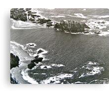Nootka, Vancouver Island Canvas Print
