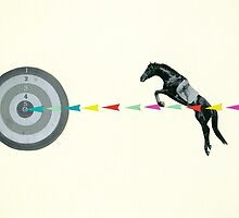 On Target : Sagittarius by Cassia Beck