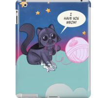 Darth Kitty    iPad Case/Skin