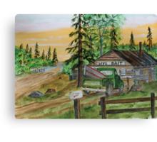 Early Riser Canvas Print