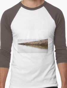Zen Land Men's Baseball ¾ T-Shirt