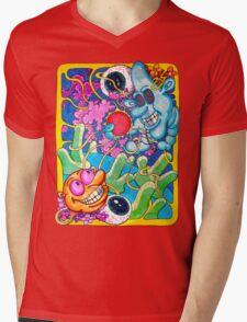 Dance around the sun Mens V-Neck T-Shirt