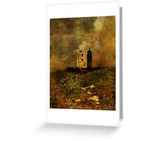 castell bach Greeting Card