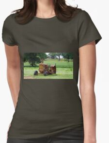 Moline Womens Fitted T-Shirt