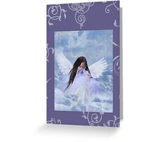 Fairy card 7 Greeting Card