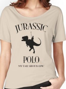 JURASSIC POLO Women's Relaxed Fit T-Shirt